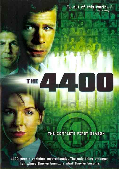 4400:COMPLETE FIRST SEASON BY 4400 (DVD)